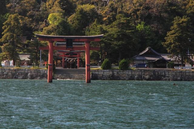 びわ湖の風景-1