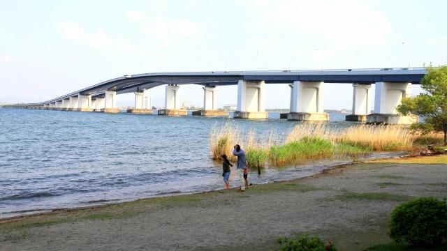 びわ湖の風景-10