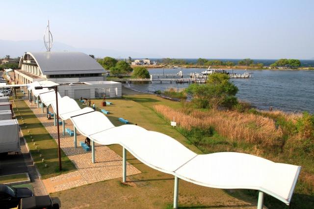 びわ湖の風景-11