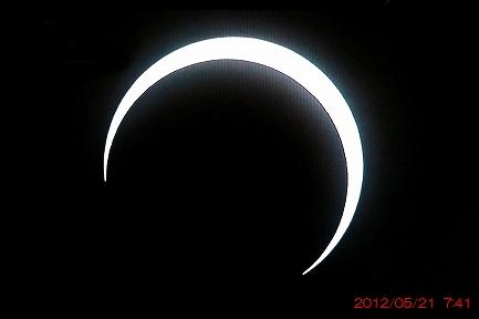 金環日食-6