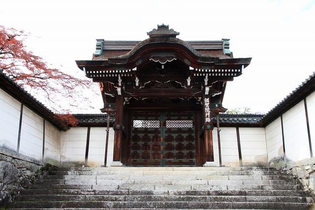 滋賀院門跡-2