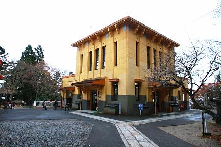 ケーブル延暦寺駅