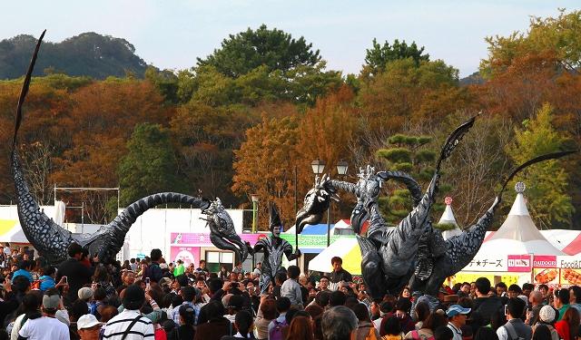 大道芸2012-9