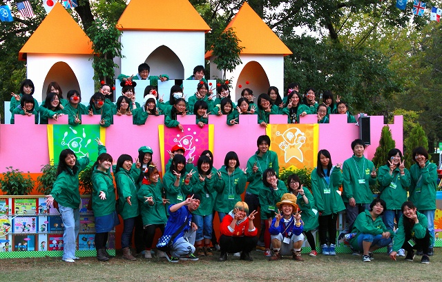 大道芸2012-10