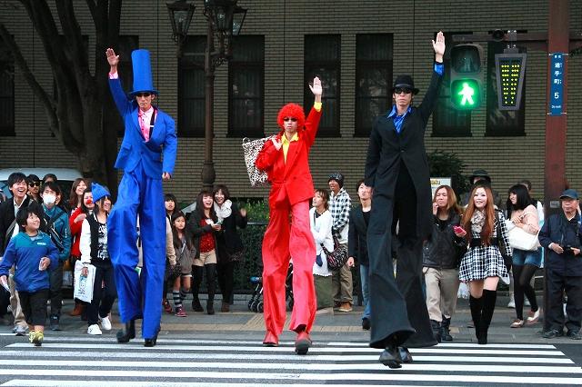 大道芸2012-13