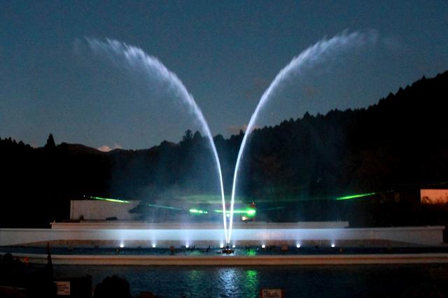 噴水の美-1