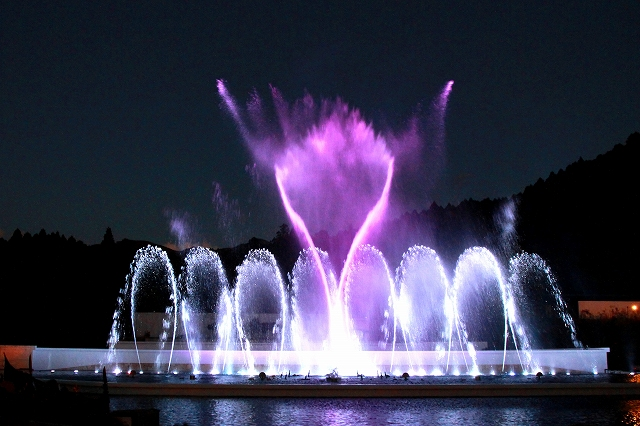 噴水の美-3