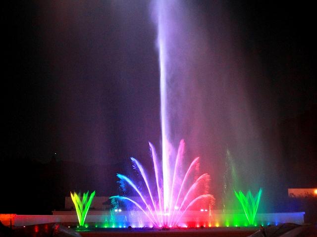 噴水の美-2