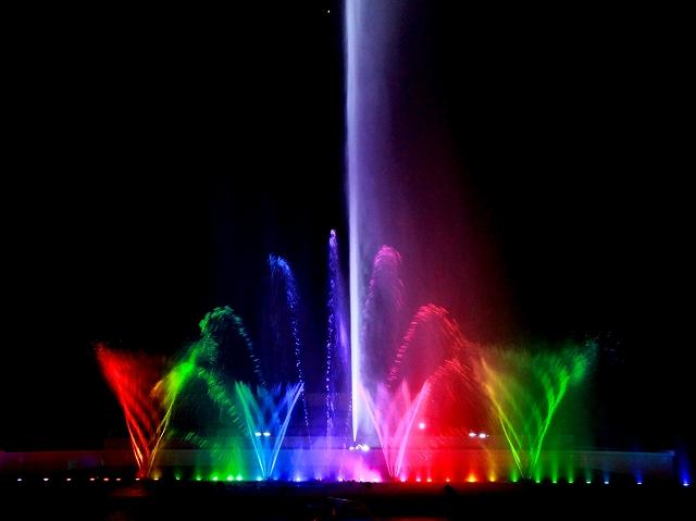 噴水の美-7