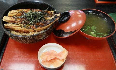 郷土料理穴子丼