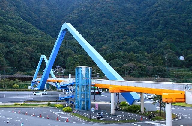 美しい歩道橋