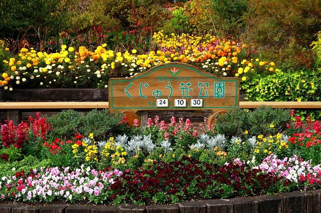 くじゅう花公園-4