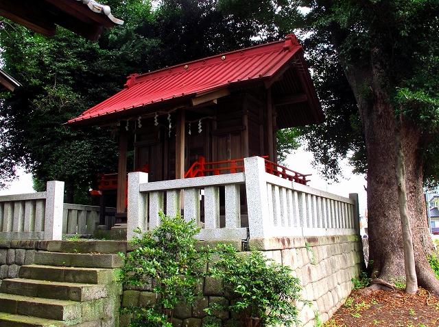佐野原神社・本殿