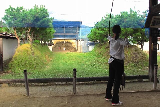 弓道場-1