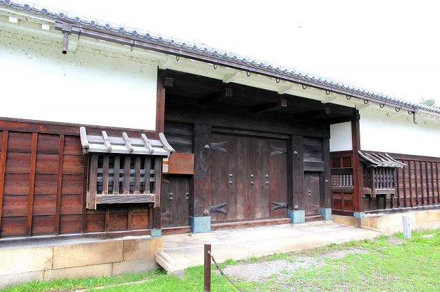 旧西郷屋敷長屋門