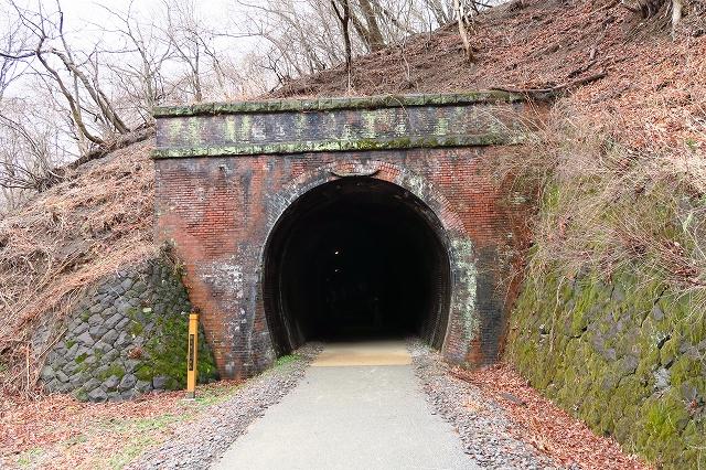トンネル-1