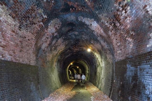 トンネル-3