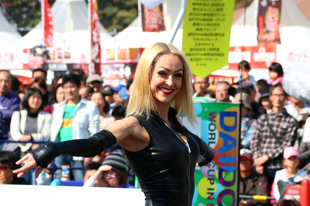 大道芸2015-2