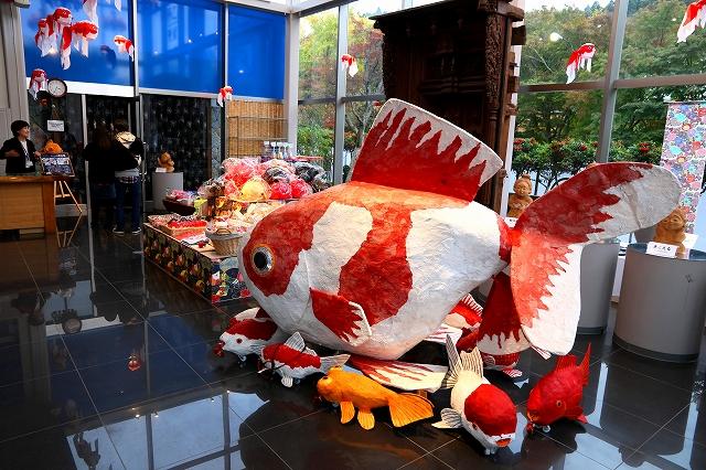 金魚水族館-3