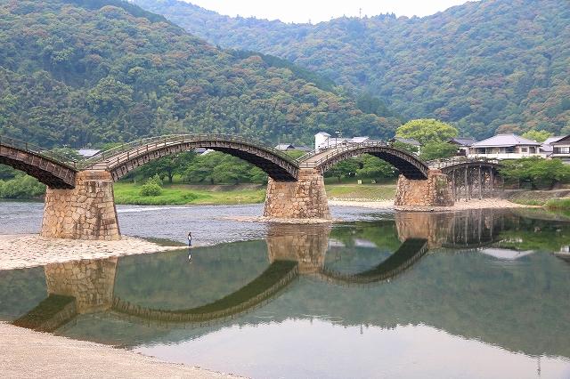 錦帯橋-10