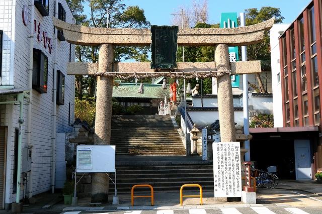忌宮神社-1