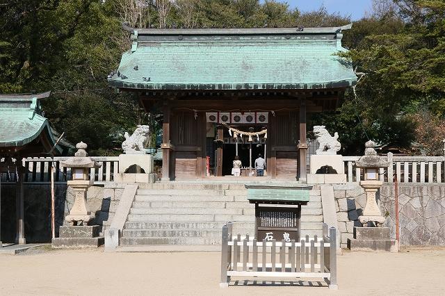 忌宮神社-2