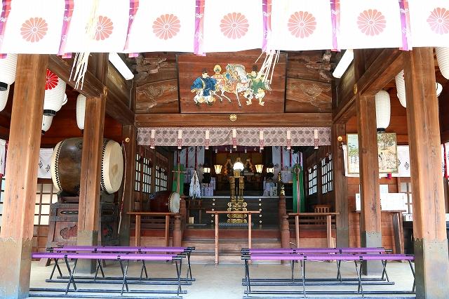 忌宮神社-5