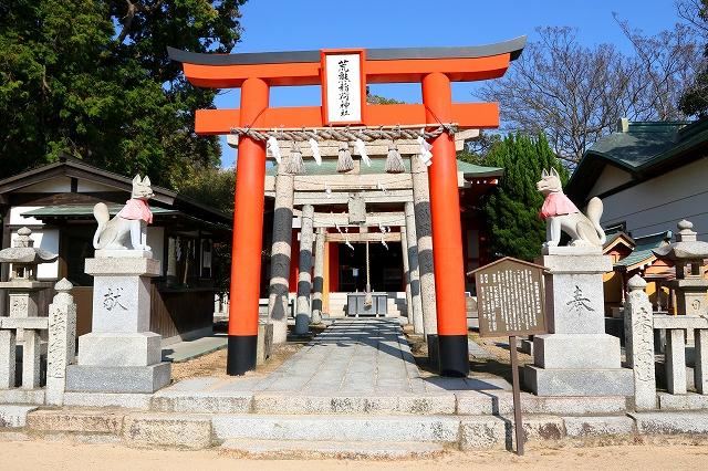 荒熊稲荷神社-1