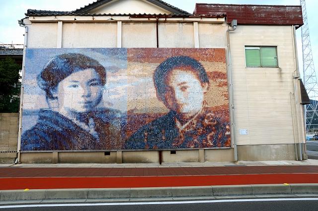 巨大な壁画-1
