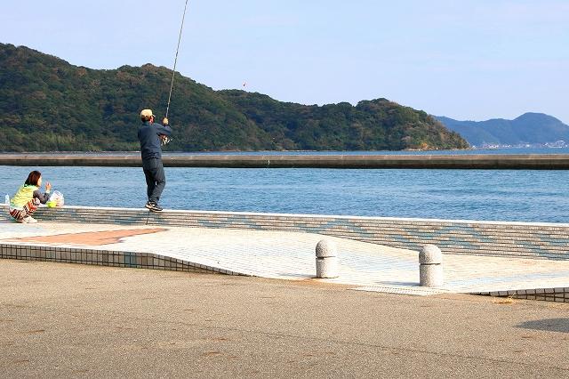 仙崎湾の風景-6
