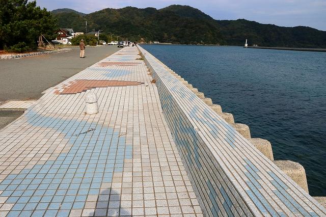 仙崎湾の風景-7