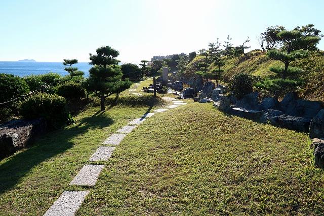 番所庭園-3