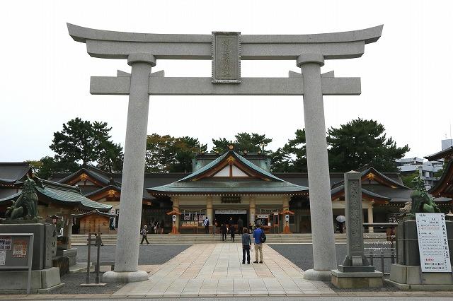 広島護国神社-1