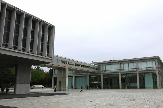 広島平和記念資料館-1