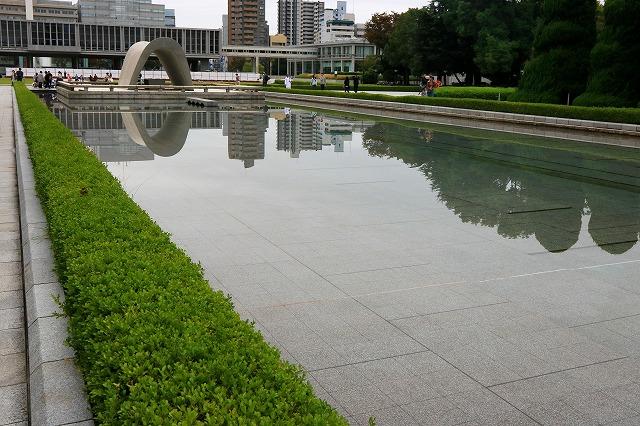平和の池-2