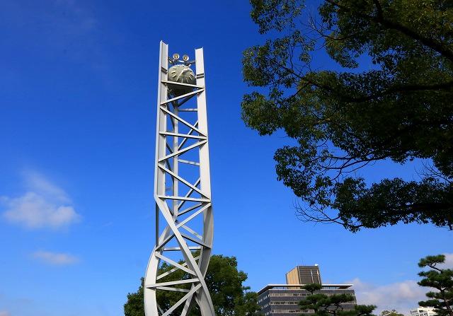 平和の時計塔-2