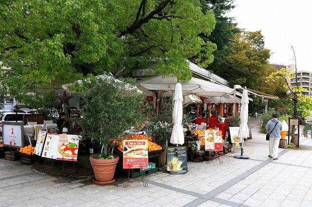 元安川オープンカフェ