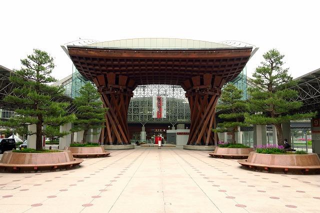 金沢駅-1