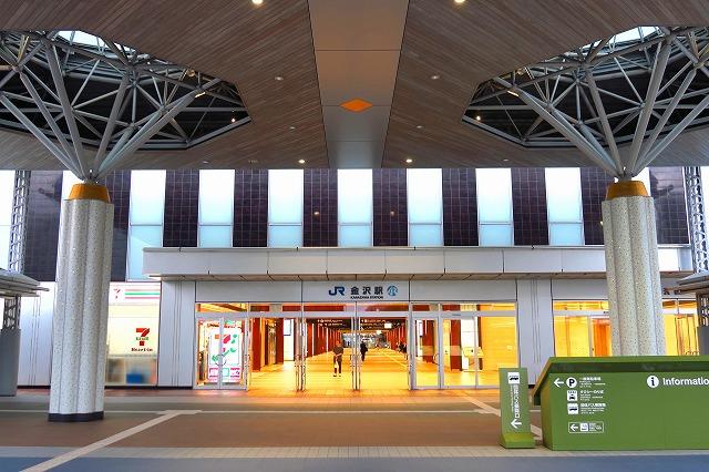 金沢駅-4