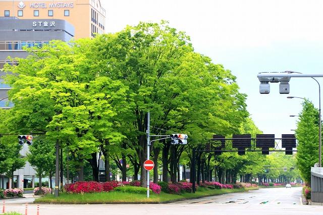 金沢駅-8