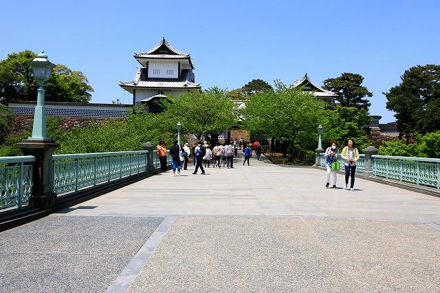 金沢城公園-3