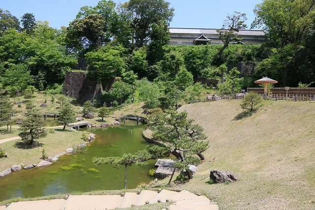 金沢城公園-5