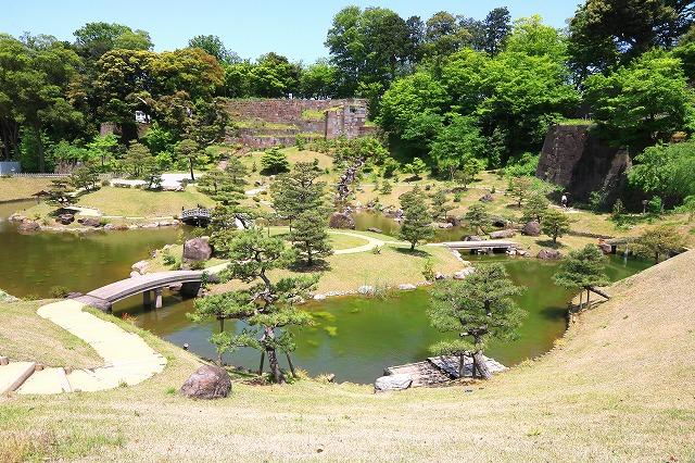 金沢城公園-6