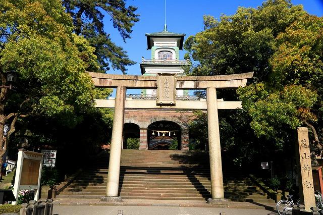 尾山神社-1