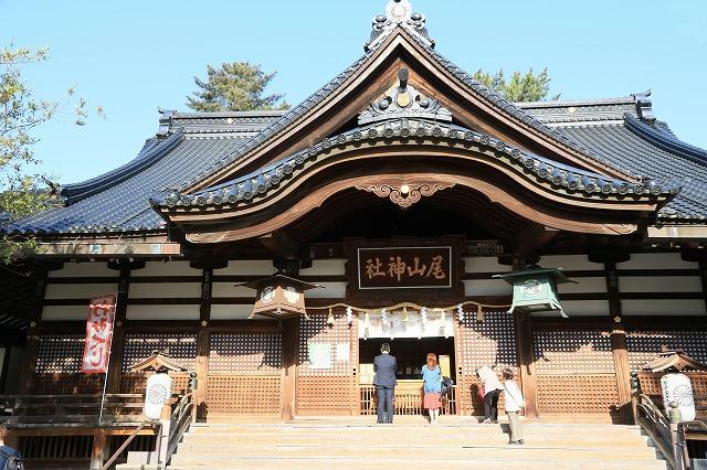 尾山神社-2