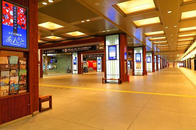 金沢駅-2