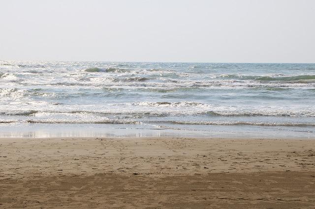 千里浜-3