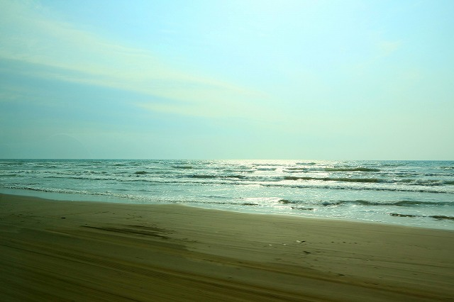 千里浜-9