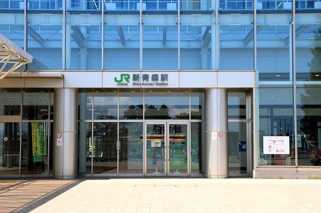新青森駅-2
