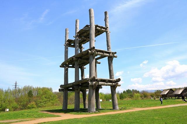 大型掘立柱建物-1